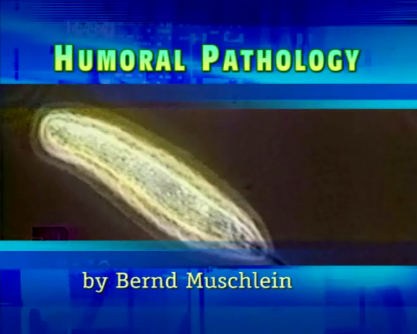 Humoral Pathology